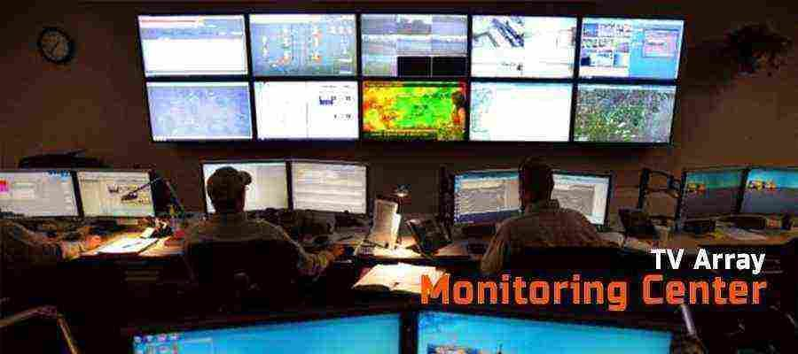 monitoring center